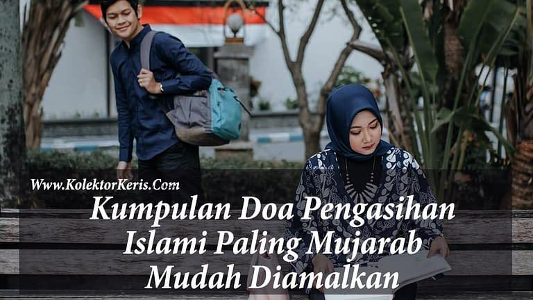 Doa Pengasihan Islami Paling Mujarab
