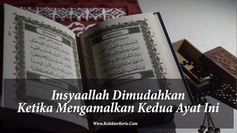 Keutamaan 2 Ayat Terakhir Al-Baqarah